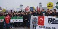 KARABÜK'TE HALEP PROTESTOSU
