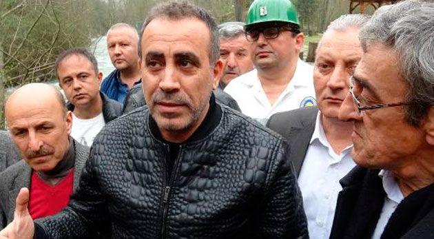 HALUK LEVENT'TEN HES TEPKİSİ