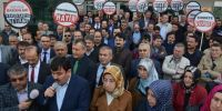 ÖĞRETMENLER 'PERFORMANS' SİSTEMİNİ PROTESTO ETTİ