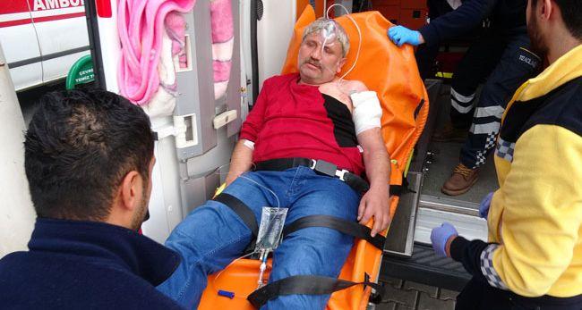 ÖLMEK İSTEDİ, POLİSE'BECEREMEDİM' DEDİ