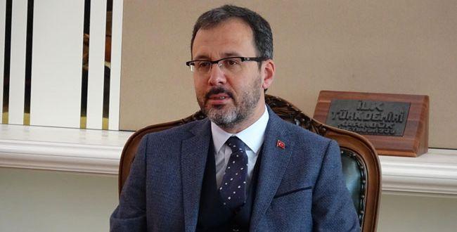 'SPOR YAPMA, TESİSLERİ KULLANMA DURUMUMUZ İSTENİLDİĞİ ÖLÇÜDE DEĞİL'