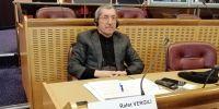 'KİMSE BİZE DEMOKRASİ DERSİ VERMEYE KALKMASIN'